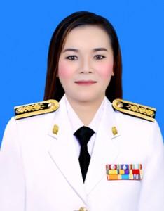 นางสาวสุพรรณี แสนจู
